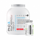 PhD Nutrition Synergy ISO-7 2kg + Lean Degree 100 caps