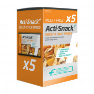 Acti Snack Sweet and Sour Mango 5x30g