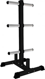 Olympic Standard Weight Tree and Bar Rack