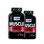 USN Muscle Matrix 60 Caps + 1 FREE