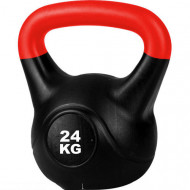 TnP Accessories Cement Kettlebell Color Red 24kG