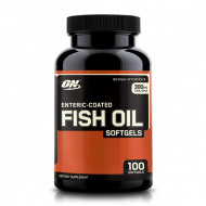 Optimum Nutrition Fish Oil 200 Softgels