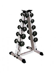 TnP Accessories Dumbbells Rack -Silver- XQRY-A30