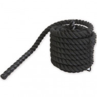 TnP Accessories Battle Rope 38mm Black