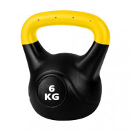 TnP Accessories Cement Kettlebell Color Yellow 6kg
