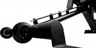 Flat Incline Decline Dumbbell Barbell Weight Bench