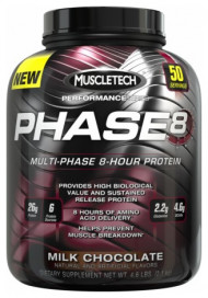 Muscletech Phase8 2Kg