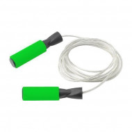 TnP Accessories Steel Wire Jump Rope Green