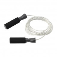 TnP Accessories Steel Wire Jump Rope Black