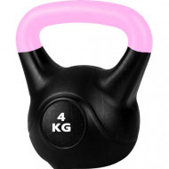 TnP Accessories Cement Kettlebell Color Pink 4Kg