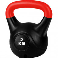 TnP Accessories Cement Kettlebell Color Red 2kg