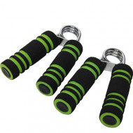 TnP Accessories Foam Hand Grips One Size Green