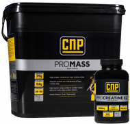 CNP Professional Pro Mass 4.5Kg + Creatine E2 240 caps