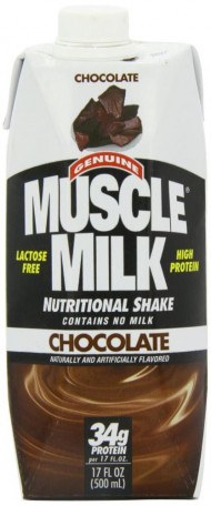 Cytosport Muscle Milk RTD 12x500ml