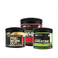 Optimum Nutrition Combo Pack