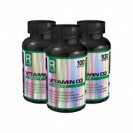 Reflex Nutrition Vitamin D3 x3 100 Caps